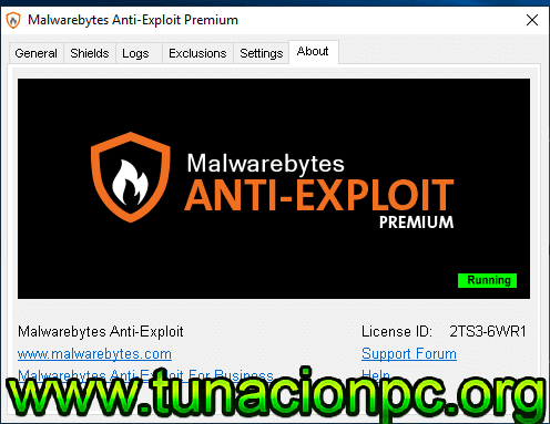 Malwarebytes Anti-Exploit Bussines