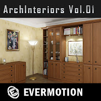 Evermotion Archinteriors vol.01 室內3D模型第1季下載