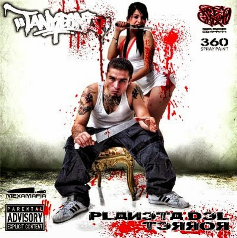 Tanke One - Planeta Del Terror [2011]