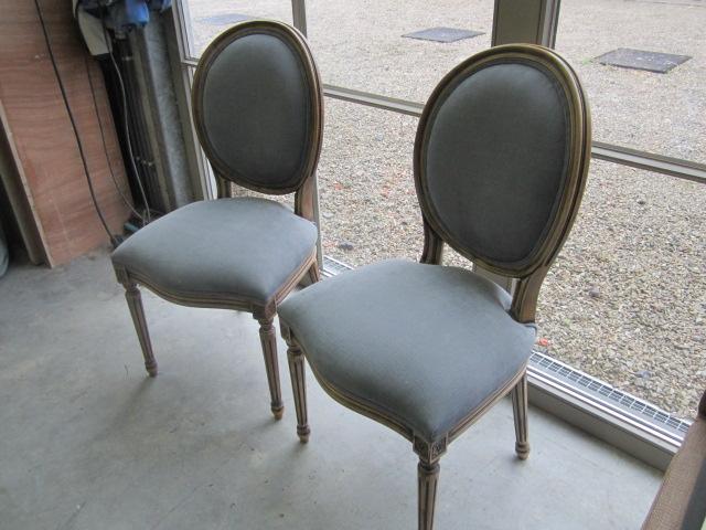 Opnieuw bekleden stoel qf 96 blessingbox for Stof om stoel te bekleden