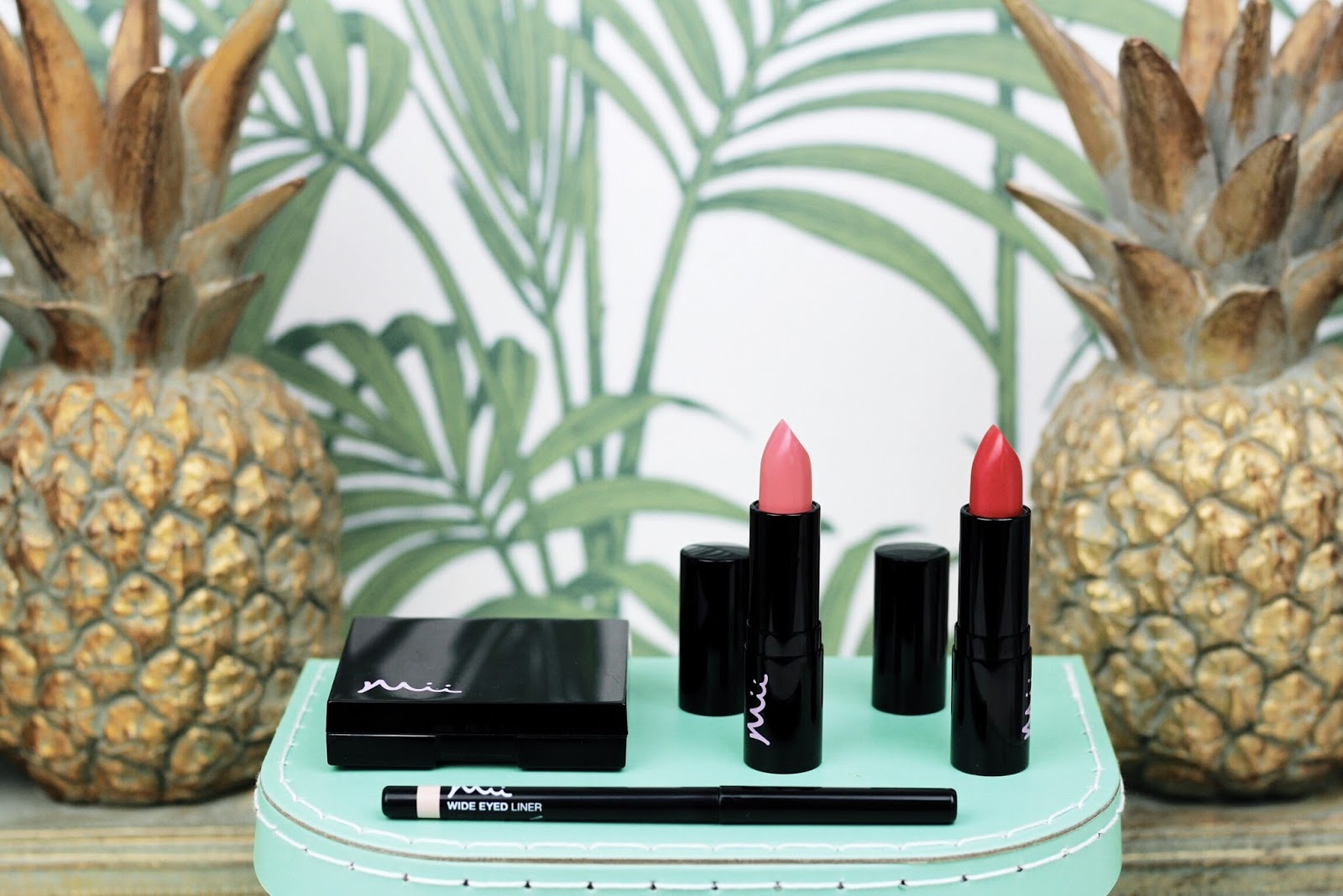 Mii Cosmetics Tropical Daydream Collection