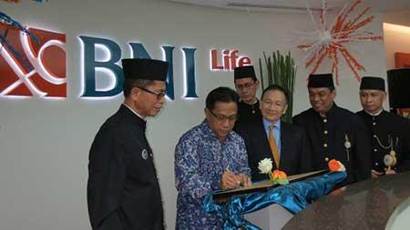 Alamat & Nomor Telepon Asuransi BNI Life Jakarta Pusat