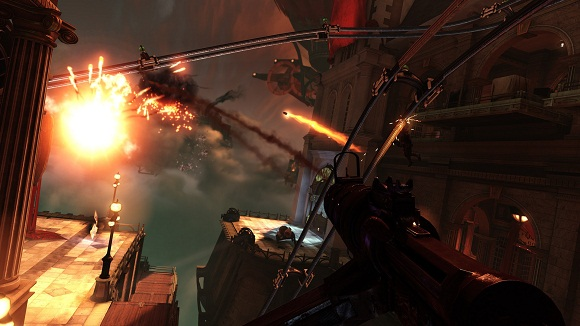 BioShock Infinite Complete Edition PC Free Download Screenshot 2