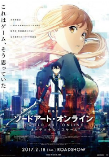 Sword Art Online Movie Ordinal Scale Bluray BD Subtitle Indonesia