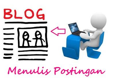 Belajar SEO Blog : Menulis dan Posting Artikel yang Berkualitas