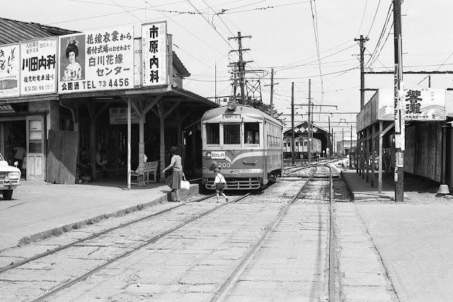 地方私鉄 1960年代の回想: 海辺を走る土佐電気鉄道 安芸線2