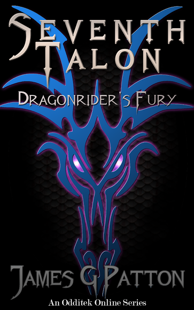 Seventh Talon I:  Dragonrider's Fury
