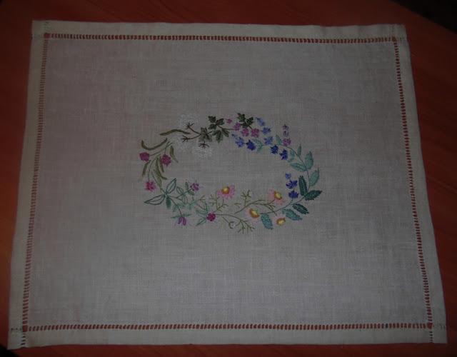 вышивка для дома