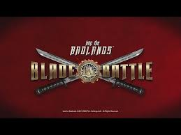 into the badlads blade battle Apk data full