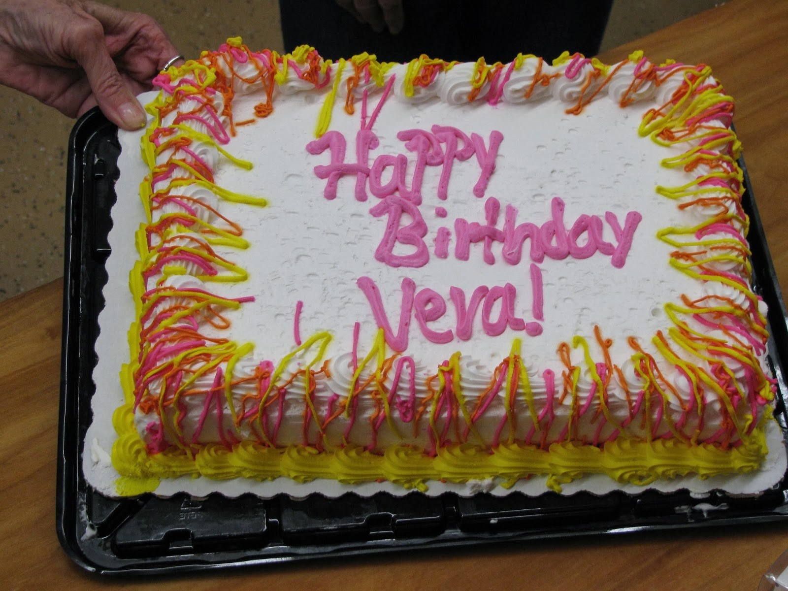 Leisure World Community: Happy Birthday Verna