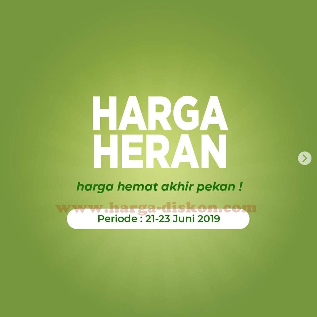 Promo Harga Heran Yogya Katalog JSM Minggu Ini 21 - 23 Juni 2019 Page 1