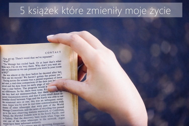 rozwój osobisty, rozwój duchowy, książki które zmieniają życie