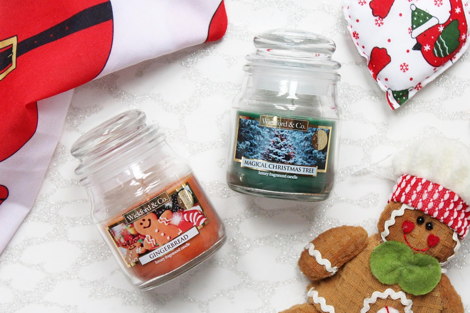 59p Christmas Candles