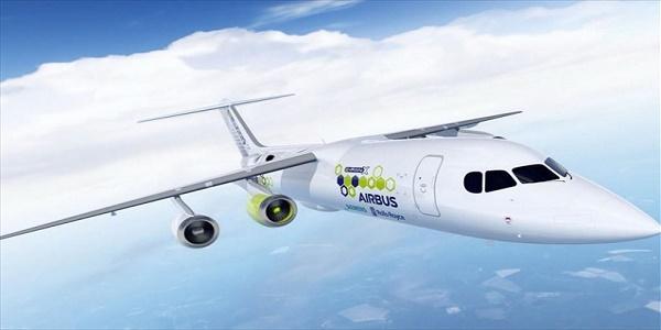 Υβριδικό ηλεκτρικό αεροσκάφος από Airbus, Rolls-Royce και Siemens