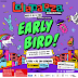 ¡Lollapalooza regresa con su nueva edición! 29, 30 y 31 de marzo de 2019