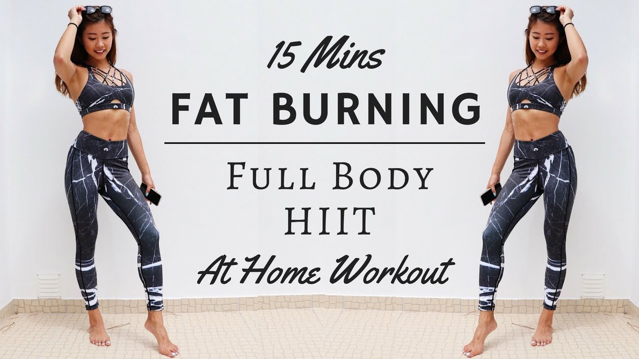 HIT Workout Routine You Can Do In 15 Minutes Flat