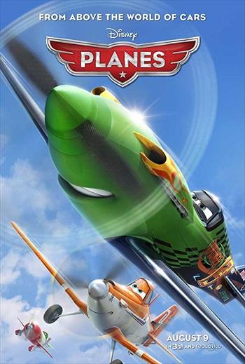 Planes 2013 Dual Audio Hindi Movie Download