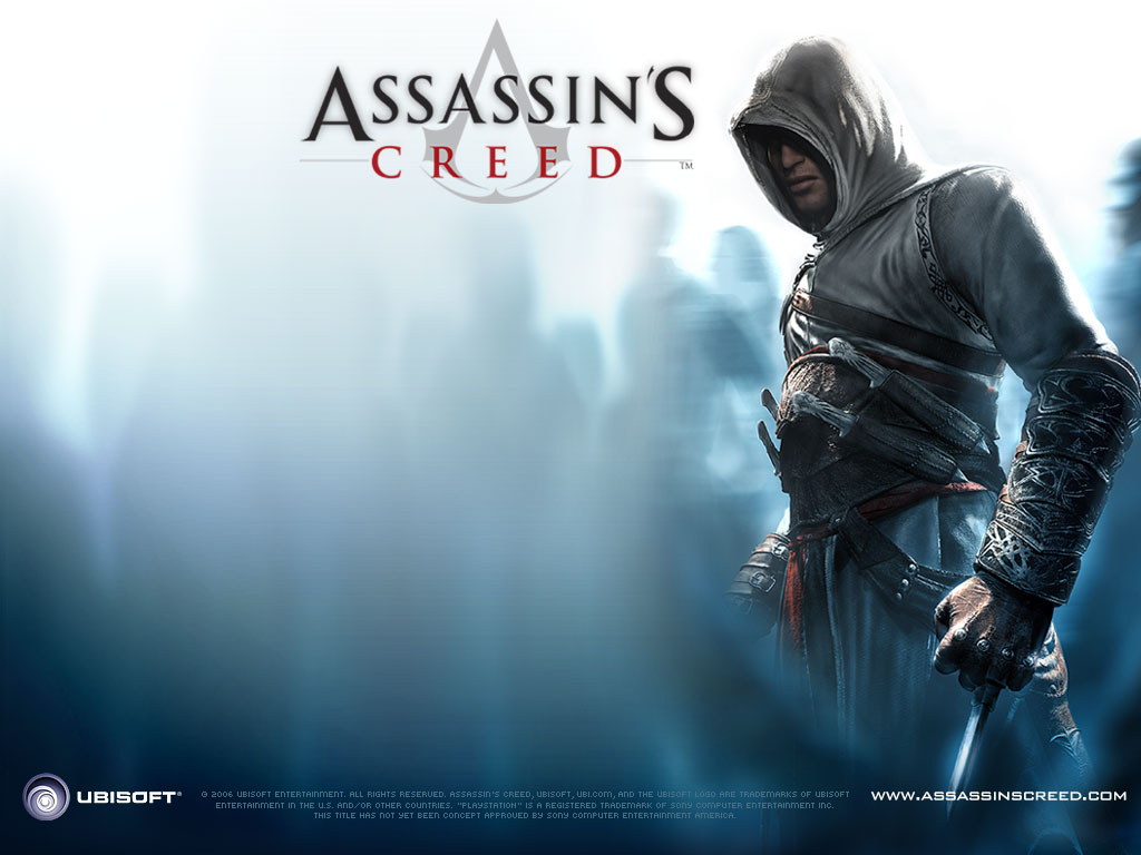Gamezone Ninja Asasins Creed Wallpaper