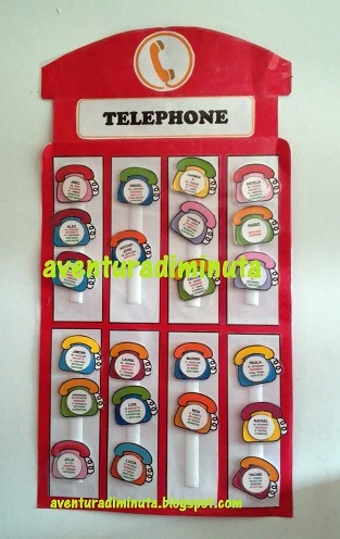 Aventura diminuta cartel para tel fonos de contacto for Cartel comedor infantil