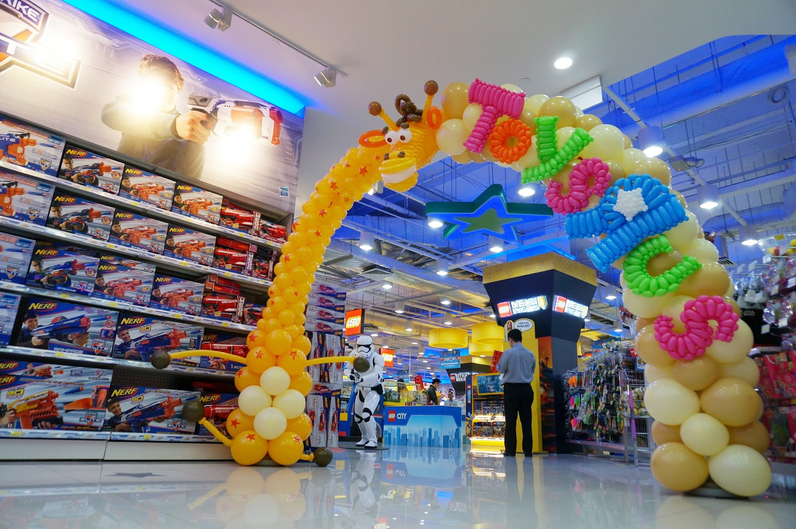 ninja turtle chair toys r us eames reproduction vivocity flagship store revamp