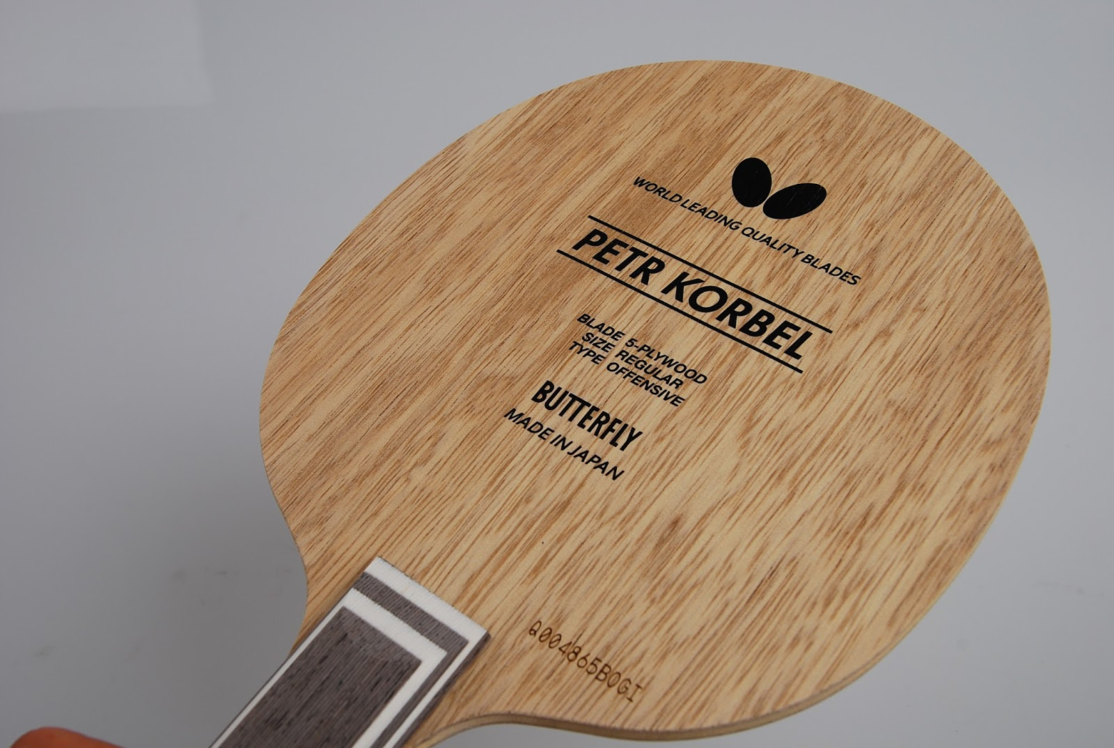 TabletennisIN  NEW DESIGN OF PETR KORBEL e5b0076e959b8