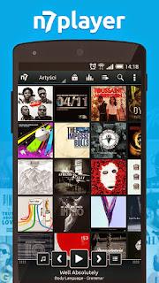 n7player  - Pemutar Musik Untuk Android dengan UI Terbaik