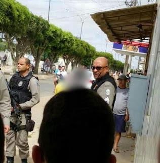 População detém menor suspeito de assalto no centro de Cuité
