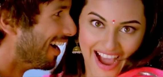 R Rajkumar Sonakshi Sinha Video Song