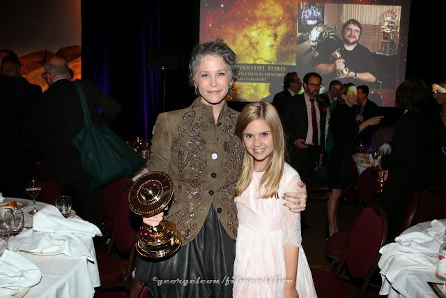 Melissa McBride  ©George Leon/filmcastlive