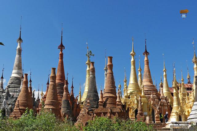 Inle Lake - In Dein - Myanmar