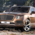2017 Bentley Bentayga Redesign