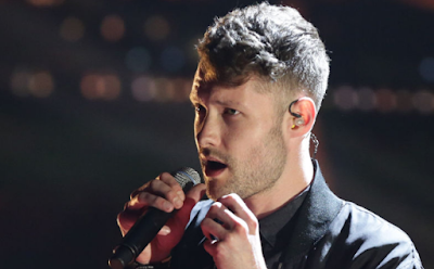 """Lirik Lagu Calum Scott - She's Like the Wind"""