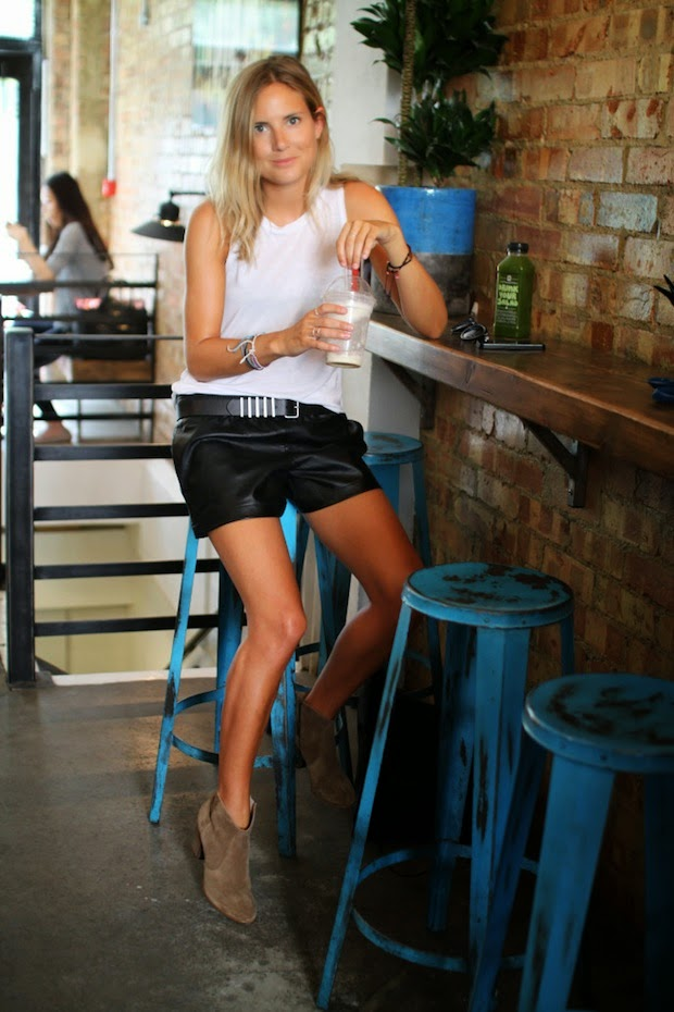 Rich Girls Blogger Style Lucy Williams