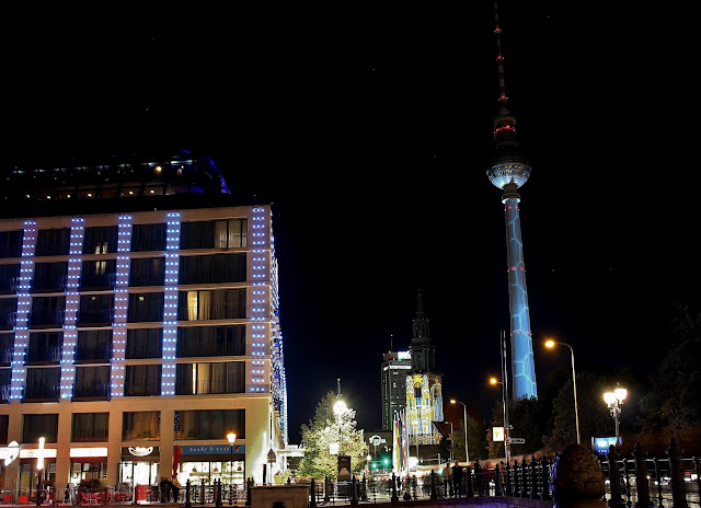 Berlin bei Nacht Festival of Lights