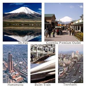 MT.FUJI – GOTEMBA – TOYOHASHI