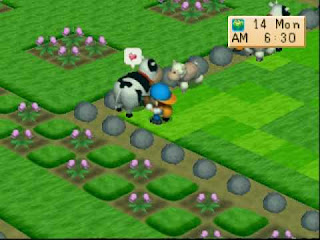 Download Harvest Moon Back To Nature PC Bahasa Indonesia