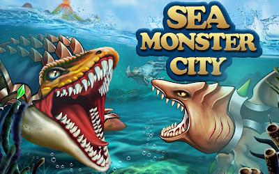 Hack Sea Monster City
