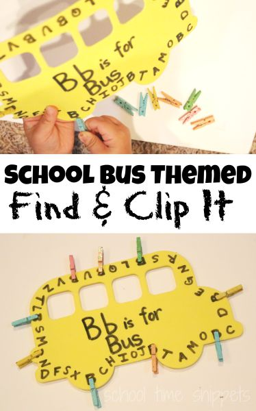 clothespin fine motor activity