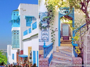 Sidi bou said tunisia