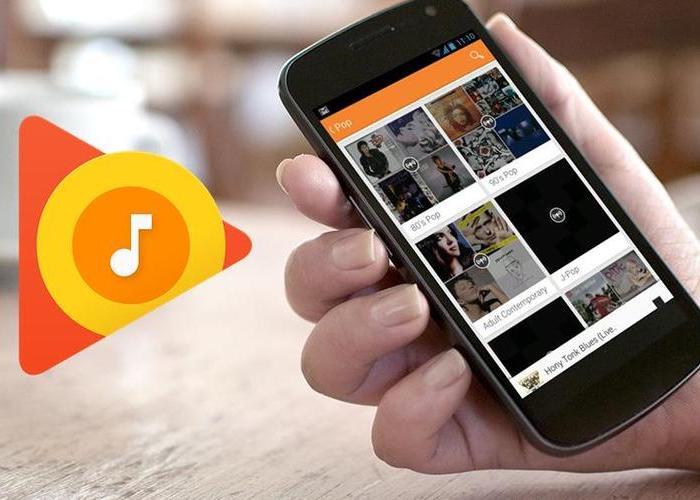 Descargar Google Play Music