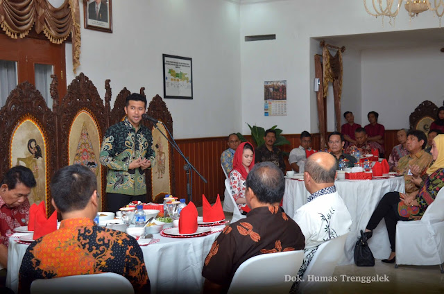 Emil Dardak Dorong Munculnya Aliansi Small Business untuk Kuatkan Pelaku UMKM