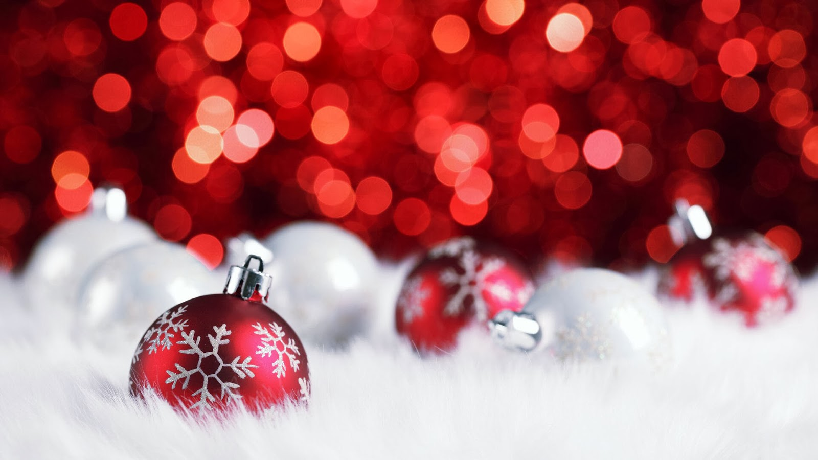 Christmas Scenes Wallpapers Backgrounds