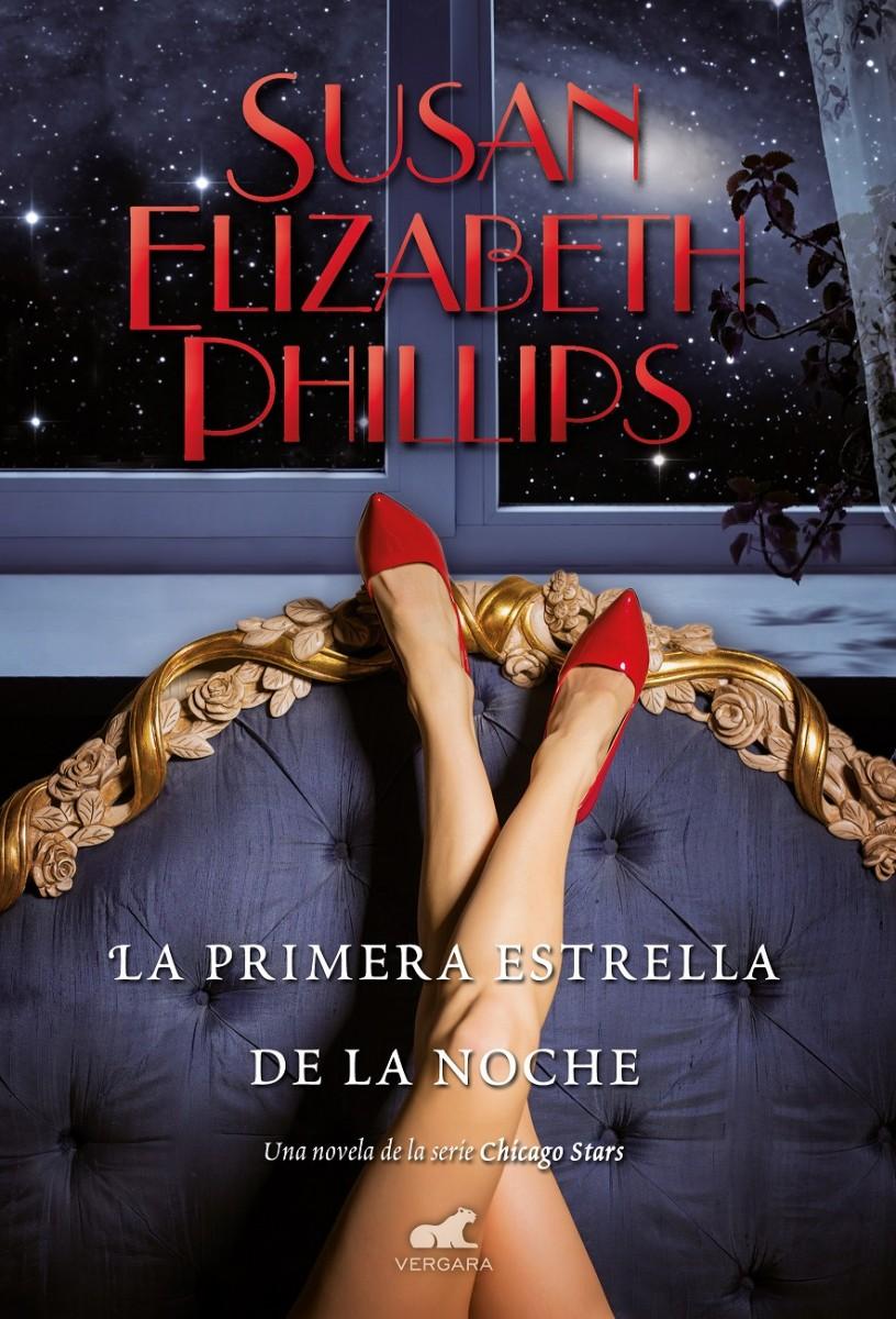 La Primera Estrella de la Noche (Chicago Stars #8) de Susan Elizabeth Phillips