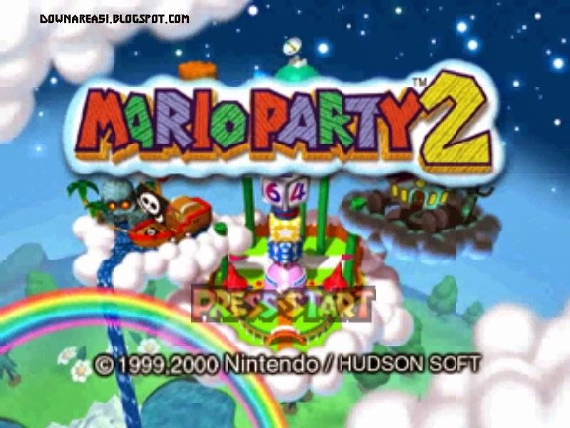 Mario Party 2 (N64) - Download Game PS1 PSP Roms Isos | Downarea51