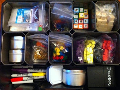 Treasure Storage Organizer