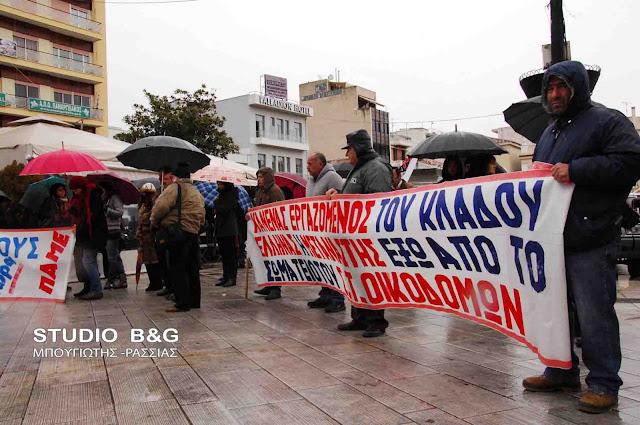 Το Σωματείο Τεχνιτών Οικοδόμων Ναυπλίου συμμετέχει στη σύσκεψη του ΠΑΜΕ στις 23 Νοεμβρίου