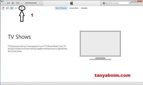 Cara Memindahkan Lagu dari Laptop ke iPhone dengan iTunes