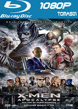 X-Men: Apocalypse (2016) BDRip m1080p / BRRip 1080p
