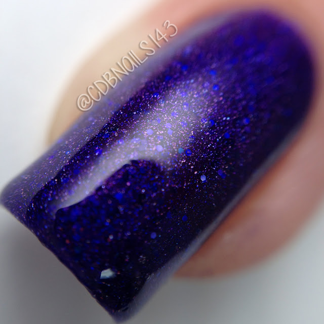 Lollipop Posse Lacquer-Life, For All Its Anguish