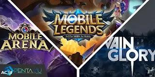 3 Game MOBA yang Sangat Populer di Kalangan Para Gamers!